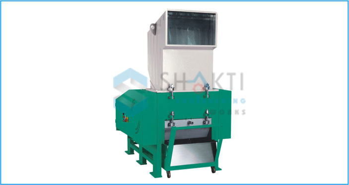 Aluminum Tin And Pet Bottle Crusher