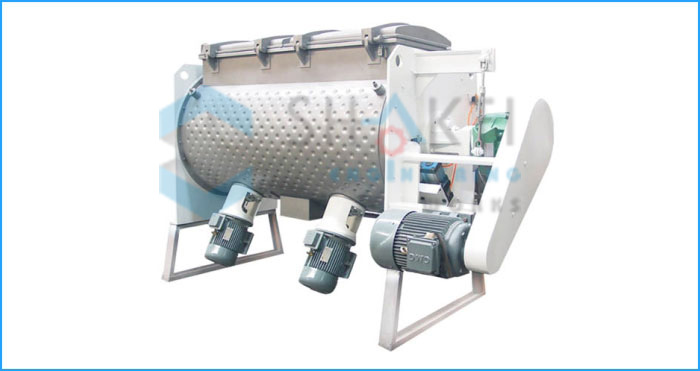 Choose The best and High-Quality Plough Shear Mixer