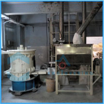 Formulation Plant Machinery
